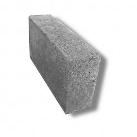 Brick concrete thick 12/6/25 cm - gray